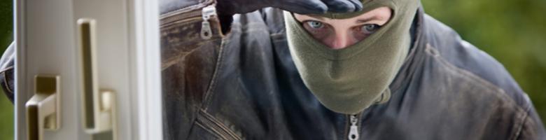 Wat bepaalt dat een inbreker jouw huis kiest?