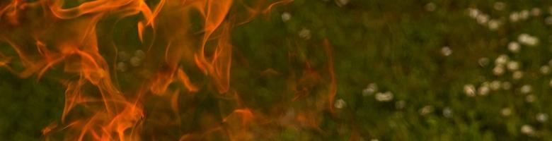 6 tips van de brandweer om een tuinbrand te voorkomen