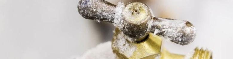 Vermijd snel vorstschade aan je waterleiding en buitenkraan