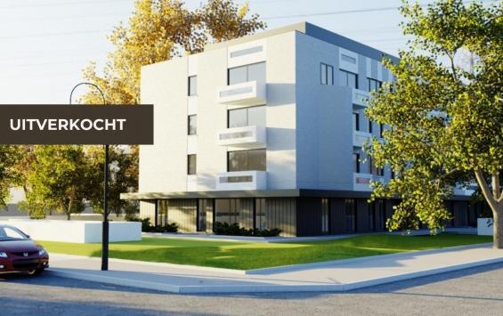 Residentie Bolderberg: 8 luxueuze appartementen