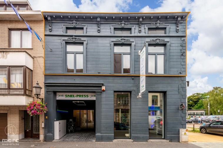 Te huur Ruim appartement in historische stad
