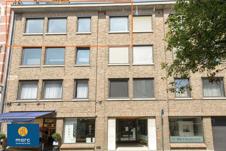 Gerenoveerd 2-slaapkamer appartement in hartje Hasselt