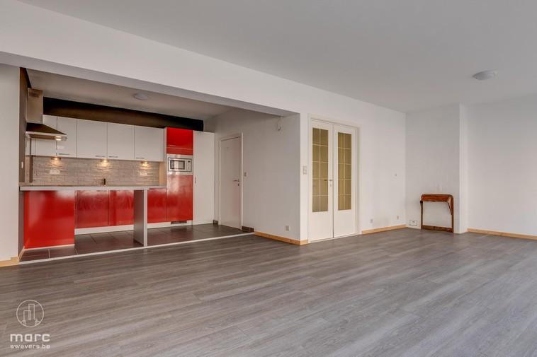 Hartje Hasselt | Gerenoveerd appartement met drie slaapkamers