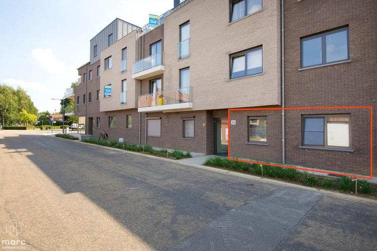 Te huur Prachtig gelijkvloers appartement met ruim terras
