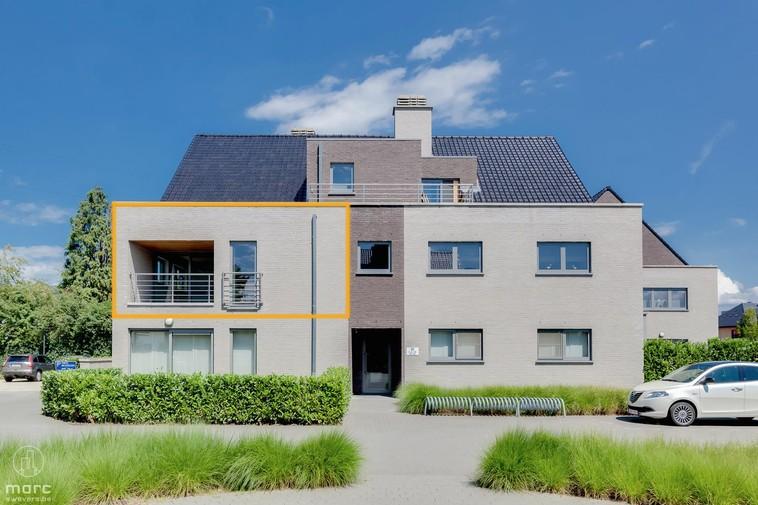 Fantastisch 1-slaapkamer appartement (86m²) met twee terrassen nabij centrum van Heusden