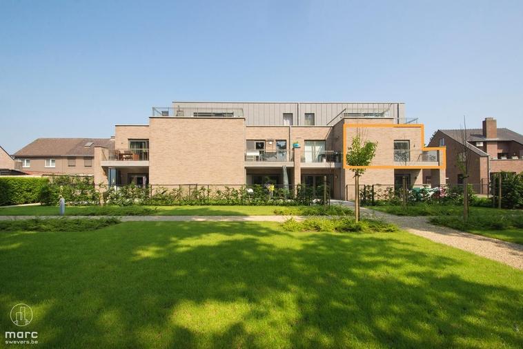 Prachtig nieuwbouwappartement met 2 slaapkamers in Eversel