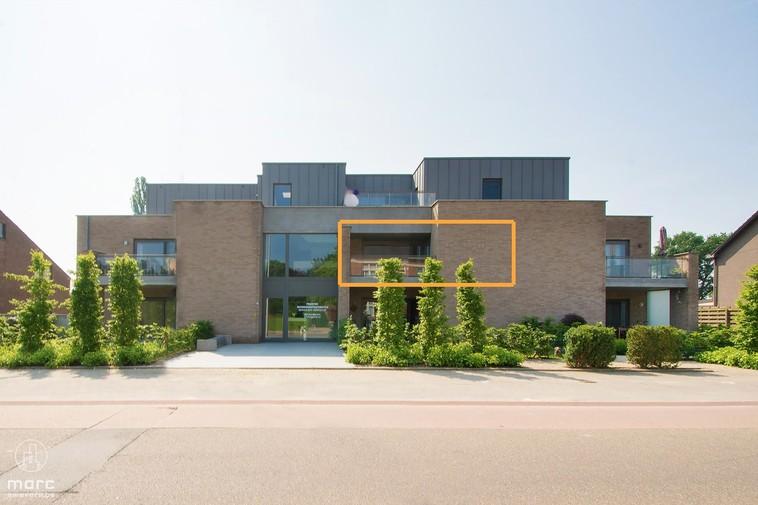 Prachtig nieuwbouwappartement met 1 slaapkamer in Eversel