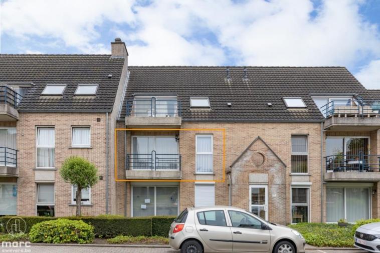 Rustig gelegen en ruim appartement met 2 slaapkamers vlakbij centrum van Heusden