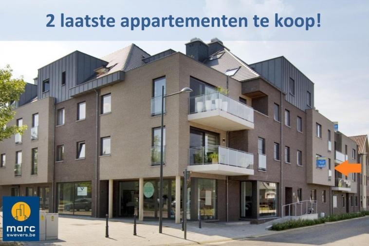 Verkocht⎜Zeer groot luxeappartement met terras en 3 slaapkamers