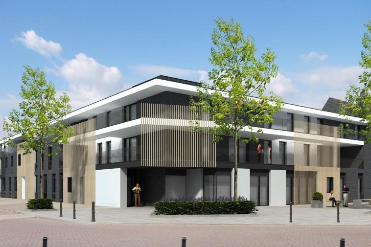 Mooi nieuwbouwappartement in centrum Heusden – Residentie De Kapelanijen