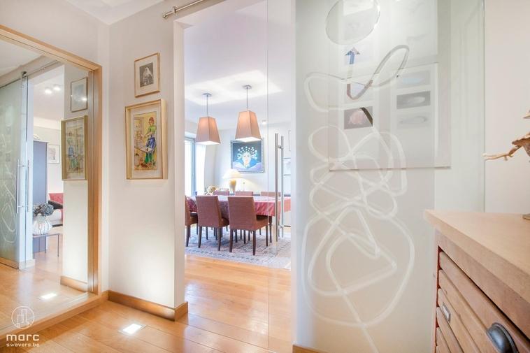 Luxueus afgewerkt appartement als opbrengsteigendom