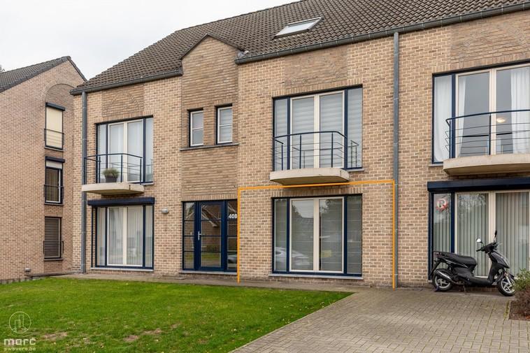 Charmant gelijkvloersappartement | Zalig, zonnig terras & gunstige, centrale ligging