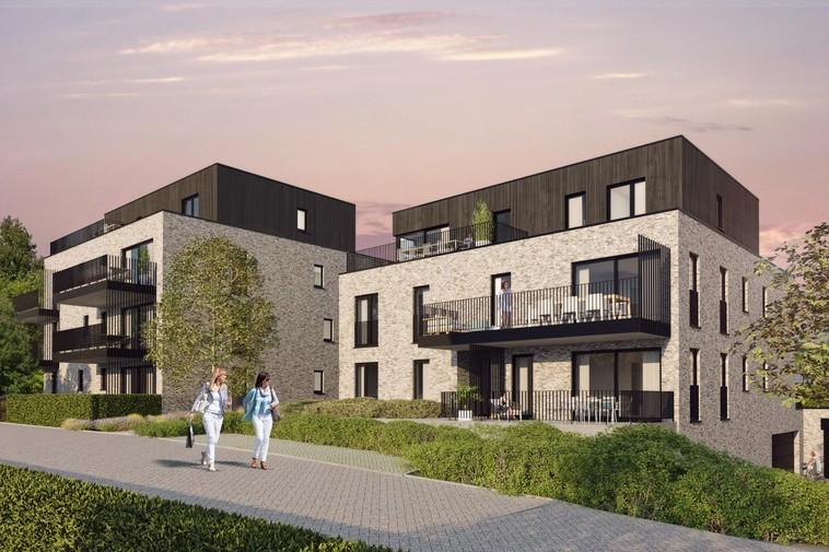 Schitterend luxeappartement met twee slaapkamers & prachtig zicht op parktuin