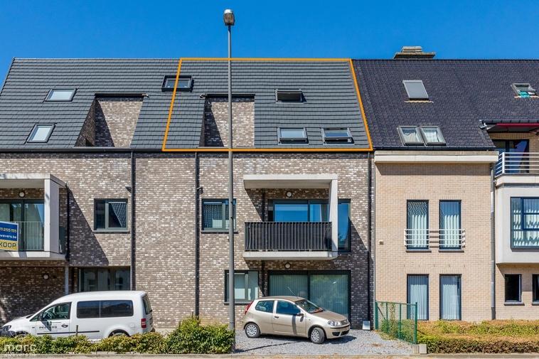 Ideaal als eerste eigen thuis: moderne duplex met terras in Ham