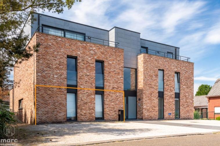 Luxueus nieuwbouwappartement op gelijkvloers met 3 slaapkamers