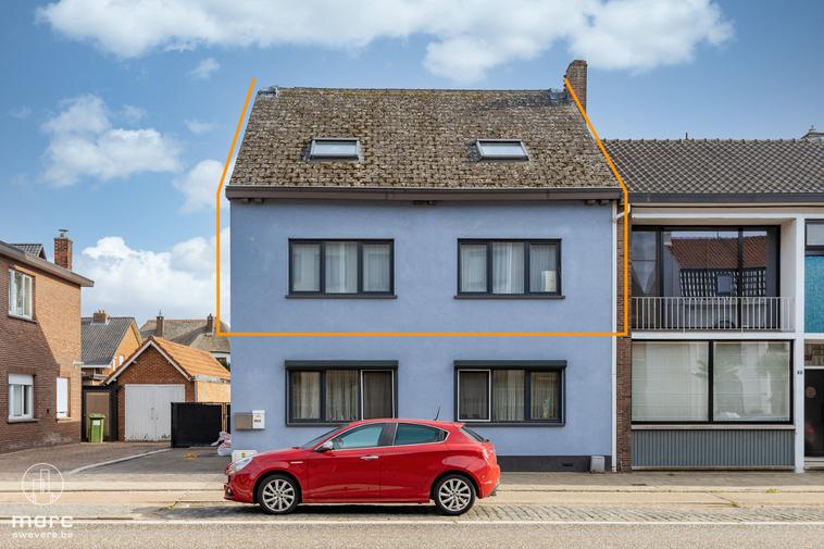 Ruime duplex met drie slaapkamers op boogscheut van hartje Leopoldsburg