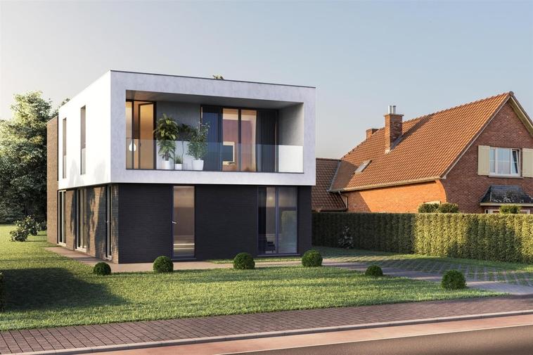 Bouwgrond 10a 38ca voor open bebouwing in Boekt (Heusden-Zolder) | lot 3