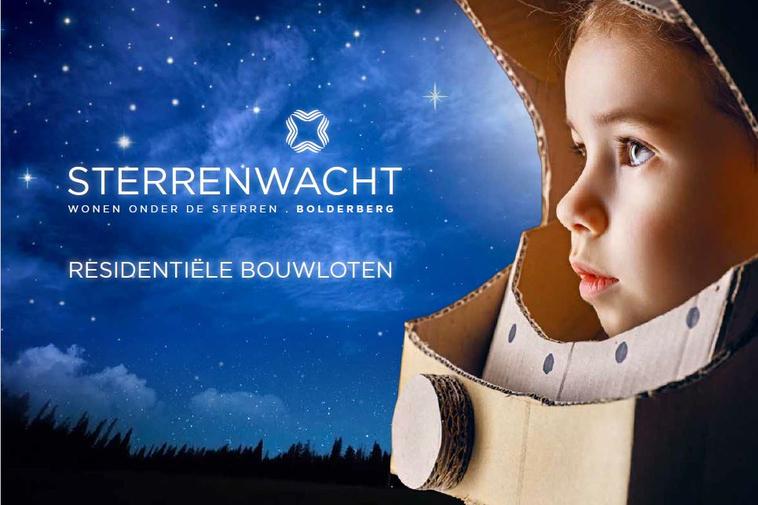 STERRENWACHT LOT 18: Zonovergoten bouwgrond van 19a 02ca onder de sterrenhemel van Bolderberg