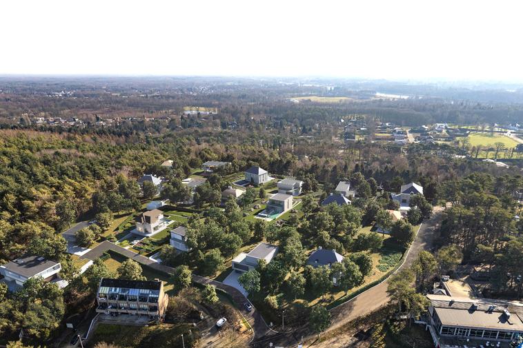 STERRENWACHT LOT 10: Unieke bouwgrond 15a 63ca midden in de magnifieke natuur van Heusden-Zolder