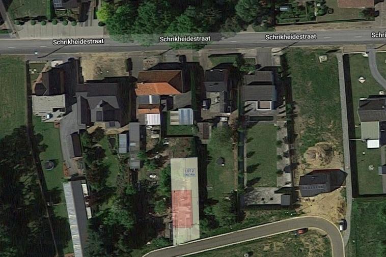 Halfopen bouwgrond in landelijke omgeving (4a 14ca)
