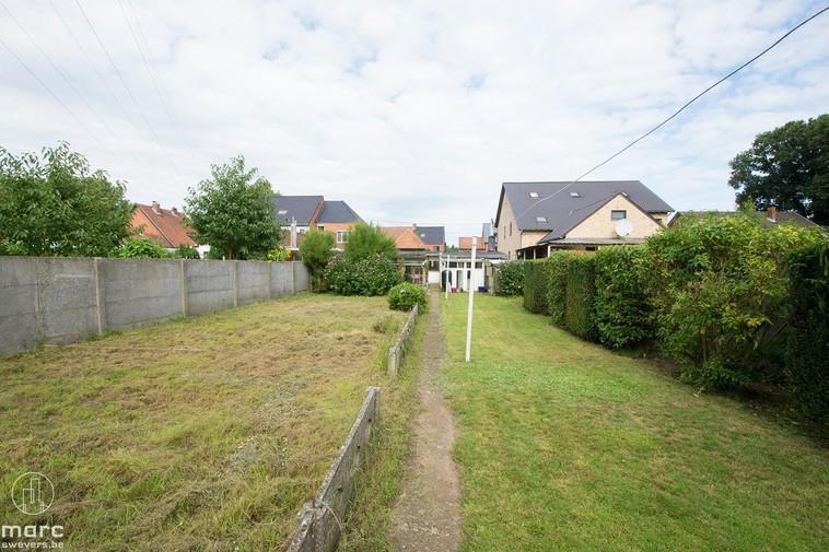 Klein beschrijf   Knusse vrijstaande woning met zuidelijke tuin in Beringen