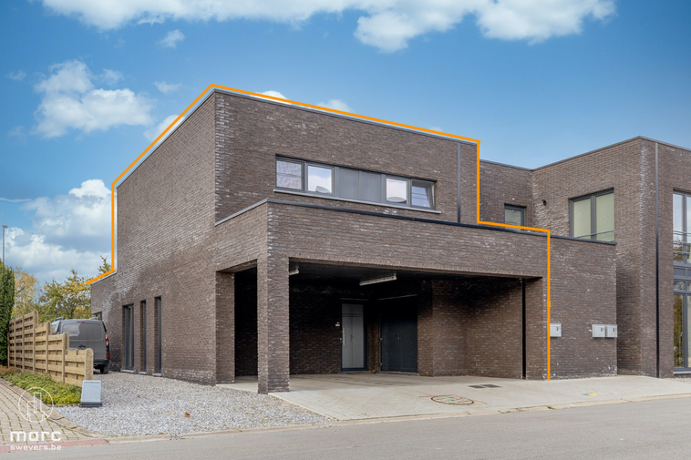 Te huur Recente en moderne HOB met 3 slaapkamers te huur vlakbij centrum Beringen