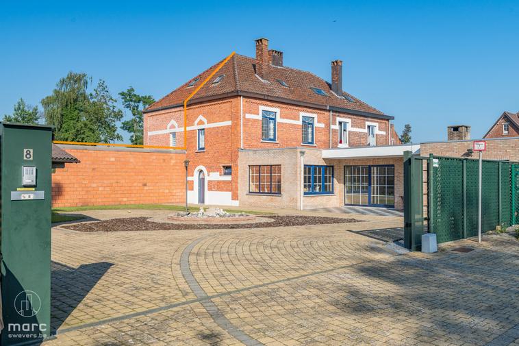 Instapklare hoekwoning met 3 slaapkamers en zuidelijk georiënteerde tuin in Beverlo