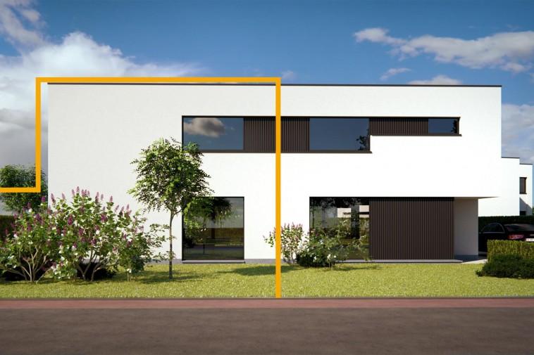Te koop Project Zandstraat | excellente nieuwbouwwoning met tuin (woning 1)