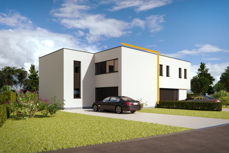 Te koop Project Wolverik | stralende halfopen nieuwbouwwoning met garage en tuin (woning 3)