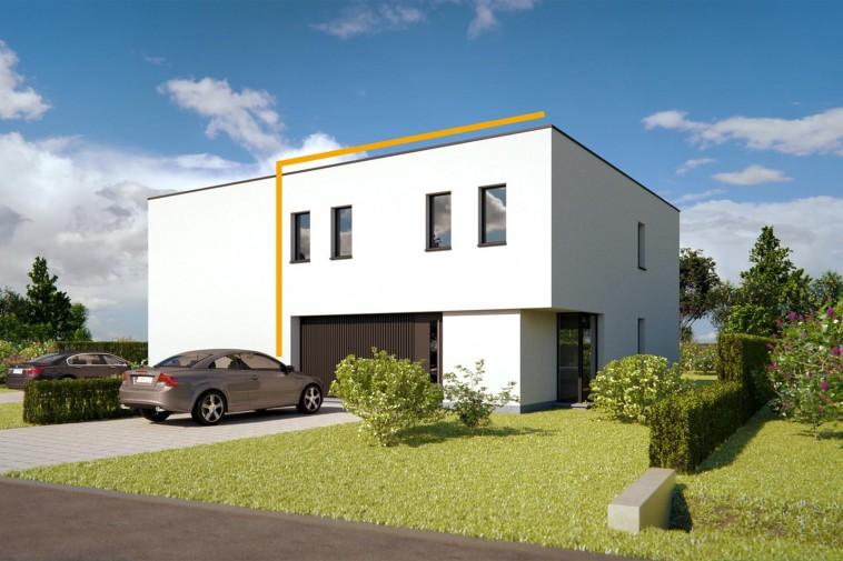 Te koop Project Wolverik | stralende halfopen nieuwbouwwoning met garage en tuin (woning 4)