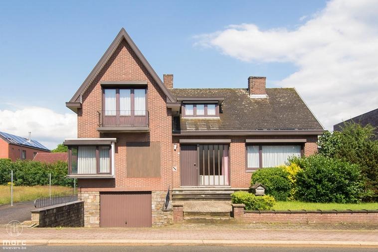 Aangename gezinswoning met 3 slaapkamers vlakbij Heusden-centrum