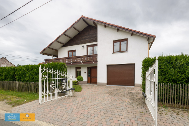 Verkocht | Charmante woning met 3 slaapkamers en garage