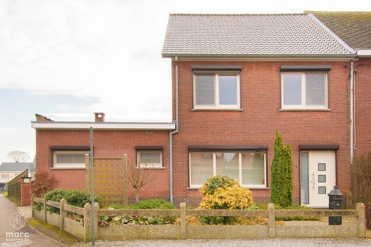 Knap gerenoveerde woning met 3 slaapkamers in Beringen-Mijn