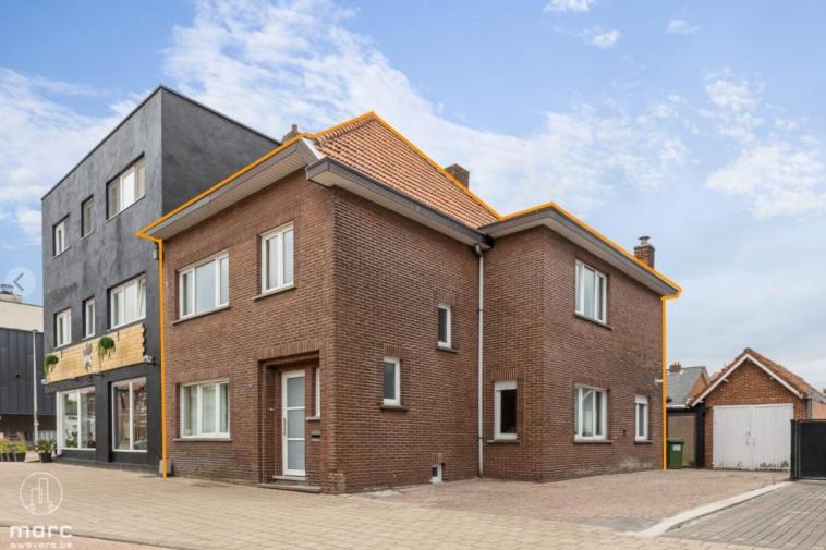 Verrassend ruime woning met 4 slaapkamers op boogscheut van centrum Leopoldsburg