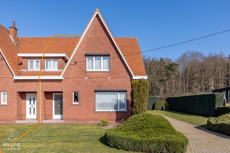 Ruime gezinswoning op prachtig perceel van 13a 98ca in een groene en rustige buurt te Lummen