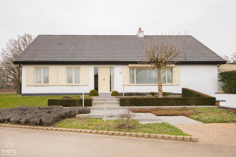 Vrijstaande en perfect onderhouden woning met 4 slaapkamers in Hulst