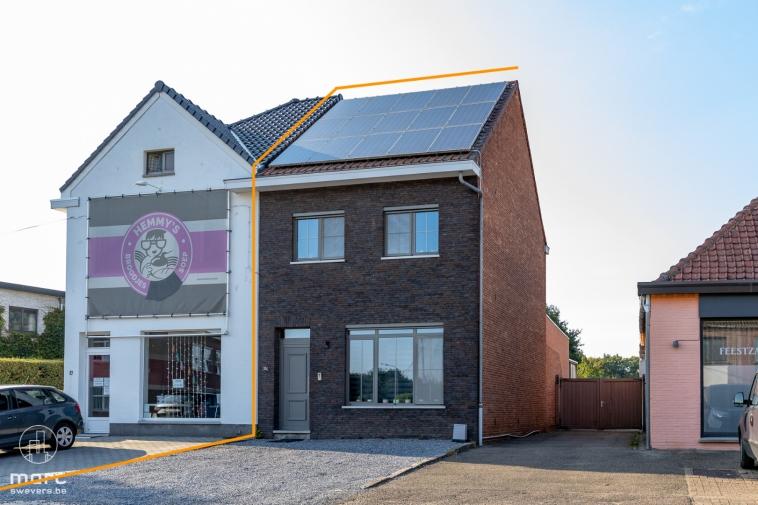 Magnifiek gerenoveerde woning in het centrum van Zonhoven