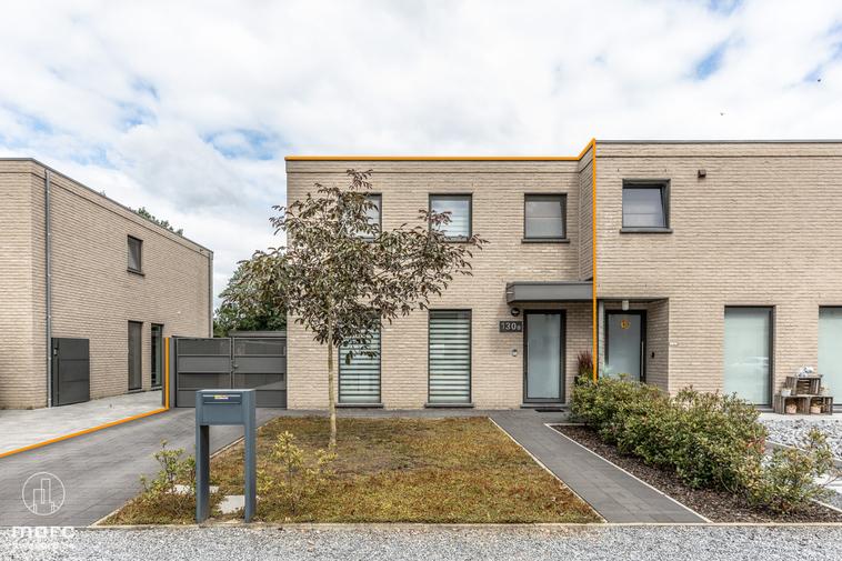 Energiezuinige en lichtrijke HOB met 3 slaapkamers nabij centrum Zonhoven